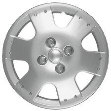 "1pc 14"" Toyota ECHO 00-02 Silver Hubcap Wheel Cover Rim Skin Hub Cap Car Caps"