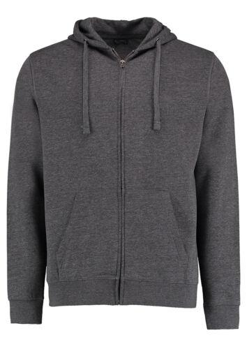Kustom Kit Men/'s Klassic Hooded Zipped Jacket Superwash® Jersey Hoodie KK303