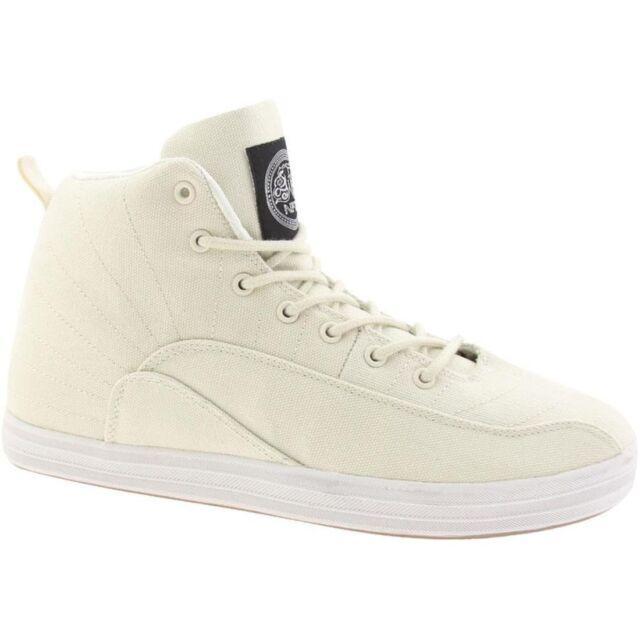 Gourmet Santo Men's White AIr Jordan XII Style Sneakers