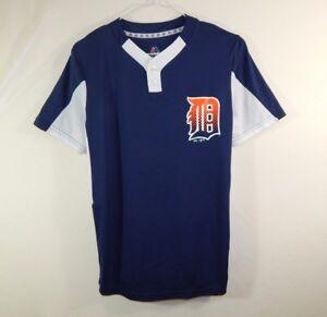 ffc60c350 Image is loading Detroit-Tigers-MLB-Baseball-Jersey-4-Majestic-Coolbase-