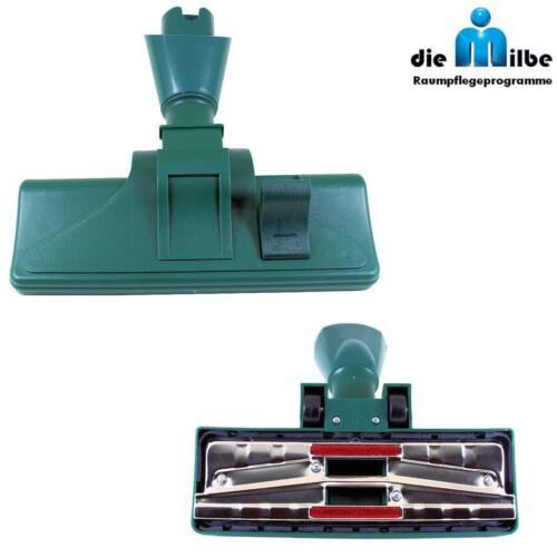geeignet für Vorwerk Tiger Kobold 260-265-270-300 4 tlg Bodendüse Düsen-Set