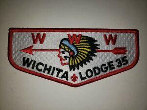 Boy-Scout-OA-35-Wichita-Lodge-New-Brotherhood-Flap