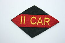 COPY WW2 WWII CANADA CLOTH CANADIAN 1ST DIVISION ARMOURED REGIMENT SLEEVE PATCH