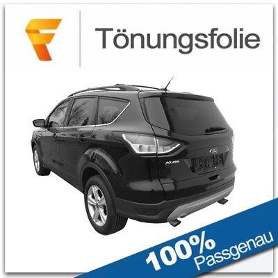 2012-2016 Passgenaue Tönungsfolie Ford Kuga SUV Bj Black 85