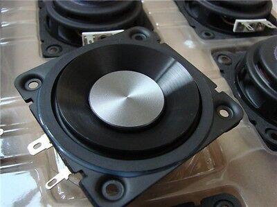 """2pcs 2.5"""" inch 8Ohm 8Ω 15W Full-range Audio Speaker Loudspeaker for Samsung HT"""