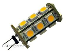 G4 18 SMD LED 12V (10-30V DC / 12-18V AC) 3.5W 180LM Warm White Bulb ~25W