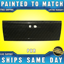 New Painted Pxr Black Steel Tailgate For 2002 2008 Dodge Ram 1500 2500 3500 Fits 2008 Dodge Ram 3500
