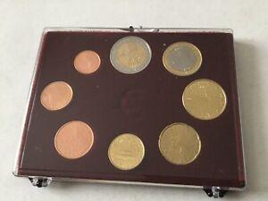 Coffret complet  Slovénie de 8 pièces - euros - 2007