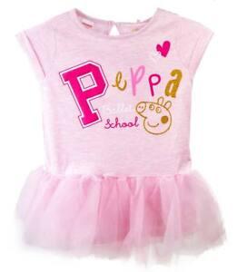 Image Is Loading Peppa Pig Dress Tutu Peppa Pig Costume Sizes