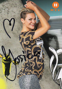 Autogramm Jessica Berlin Tag Nacht Ebay