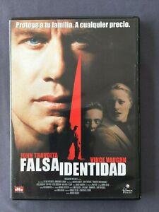 DVD-FALSA-IDENTIDAD-John-Travolta-Vince-Vaughn-Teri-Polo-S-Buscemi-HAROLD-BECKER