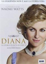 Dvd DIANA - La Storia Segreta di Lady D - (2013) *** Contenuti Extra *** ..NUOVO