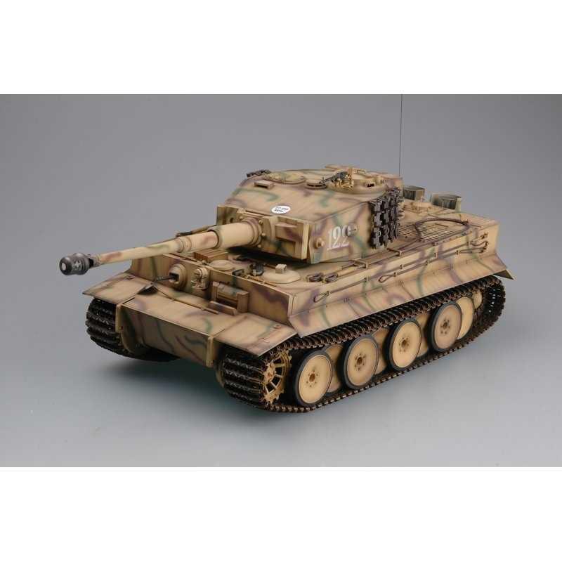 RC RC RC carro armato Tiger 1 + IR battlesystem Sound modulo Fire Action 2,4ghz RTR Torro 1:16 f50515