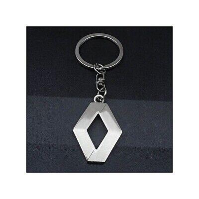 Keychain Schlüsselring Porte-clés Clio Megane 182 Renault SPORT Leather Keyring