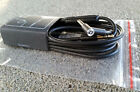 Audio Cable 3.5mm/ L Cord/ for Beats by Dr Dre Headphones Aux & Mic BLACK COLOR