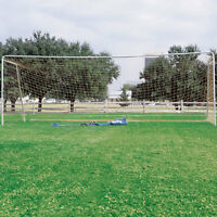 Alumagoal Portable Carry Soccer Goal - 8'h X 24w on sale