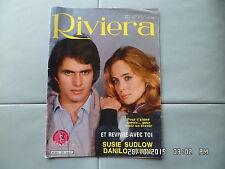 PHOTO ROMAN RIVIERA N°270 06/1984 SUSIE SUDLOW DANILO VERDE ORNELLA PACELLI  I23