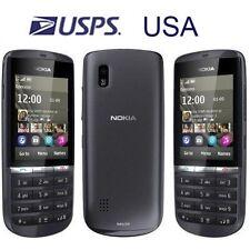 USA Seller! Nokia Asha 300 Graphite 5MP FM HSDPA (GSM) T-Mobile Mobile Phone