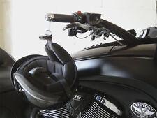 Lidlox Grip Tip Helmet Lock Pair for Victory Vision, Chrome.