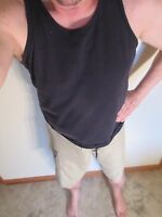 $34.95 Mens Etnies Board Shorts Swimsuit 36 Large Beige