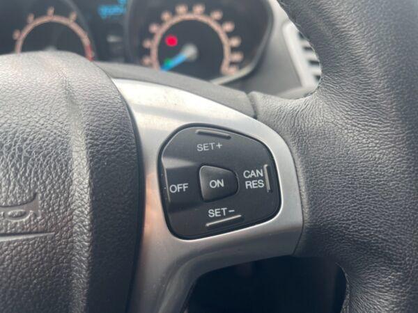 Ford Fiesta 1,0 SCTi 125 Titanium billede 10