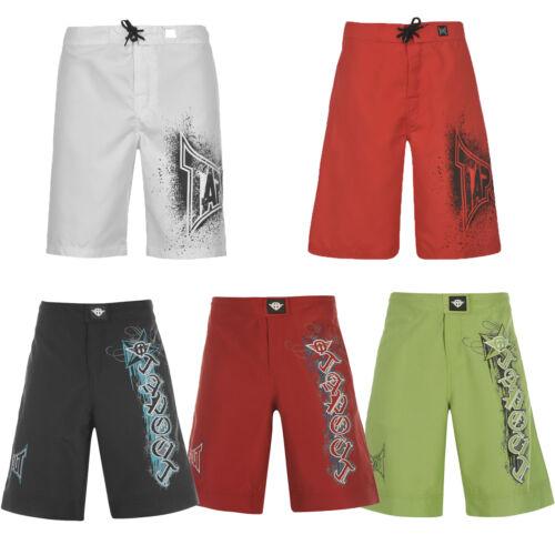 Tapout Shorts Pantaloni Sportivi Pantaloni Tg S M L XL XXL 2xl Arti Marziali Fight Pantaloncini MMA