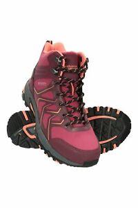 Mountain Warehouse Wms Shadow Waterproof Softshell Womens Boot