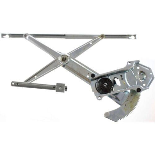 for GRAND CHEROKEE 93-98 FRONT WINDOW REGULATOR LH Power w//o Motor CH1350107