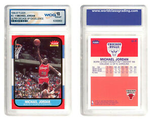 MICHAEL-JORDAN-1996-97-Fleer-ULTRA-DECADE-Excellence-Rookie-Card-U4-GEM-MINT-10