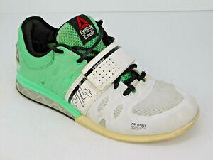Détails sur REEBOK Crossfit CF74 Homme Puissance Haltérophilie Chaussures 600501 sz 7 afficher le titre d'origine