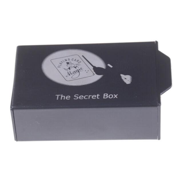 Magic Drawer box trick surprise box close up illusion toy prop AccessoriesTK