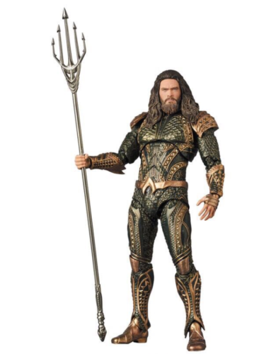 MAFEX No.061 Justice League Aquaman Action Figures Figures Figures Boxed KO Toy c81877
