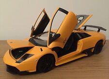 Lamborghini Murcielago ricaricabile radiocontrollo MACCHINA TELECOMANDATA 1:18