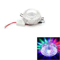 3W/5W Crystal LED Ceiling Light Home Chandelier Pendant Lamp Lighting Fixture