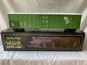 WEAVER-BNSF-WESTERN-FRUIT-EXPRESS-MECHANICAL-REEFER-LN-BOX-FOR-LIONEL-MTH-WFE