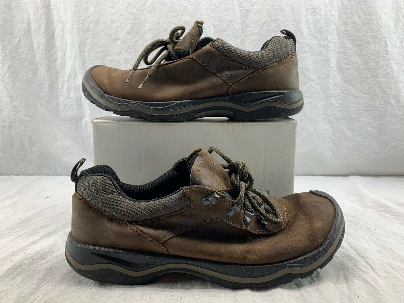 Keen Men's Rialto Lace Water-resistant shoes Boot 1017425 Dark Earth SIZE 13