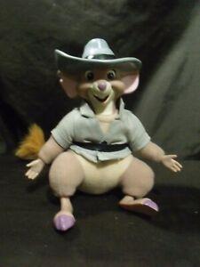 Disney-1990-toy-Rescuers-Down-Under-Applause-Jack-Mouse-kangaroo-Rat-Plush-jake