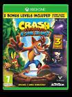 Crash Bandicoot N.sane Trilogy Microsoft Xbox One Game - 7 Years