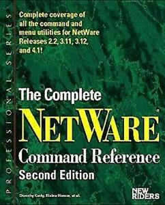 More-Than-Complete-NetWare-Command-Reference-New-Riders-Development-Group