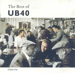Music-CD-The-Best-Of-UB40-Volume-One