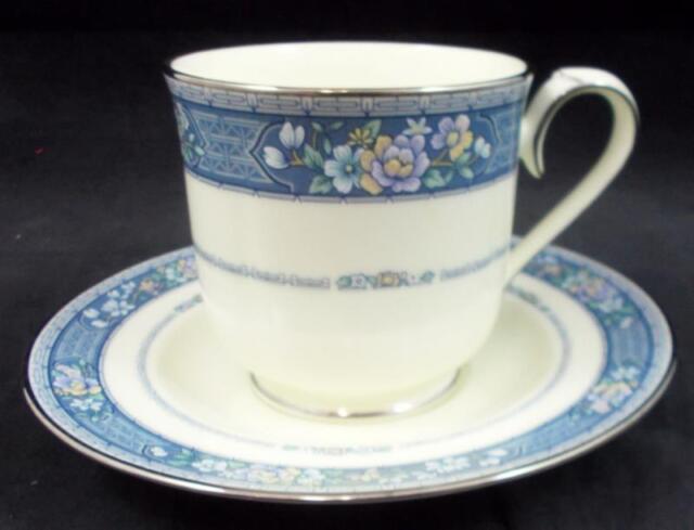 Noritake RANDOLPH Cup & Saucer Bone China 9721 GREAT CONDITION