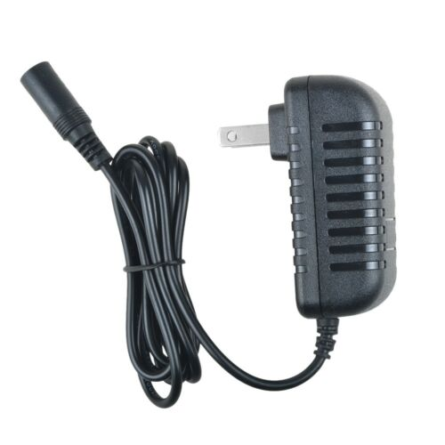 12V 1A AC-DC Adapter Wall Charger for 5.5mmx2.5mm Female Connector Tip Power PSU