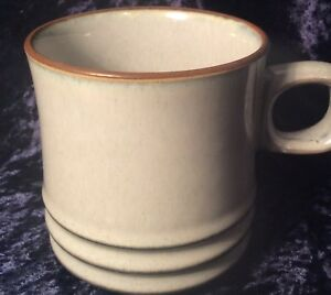 Vintage-70-039-s-Denby-Stoneware-Pottery-Mug-Cup-034-Corfu-034-Design-Excellent-Condition