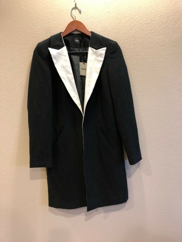 Womens Asos Coat Size 4