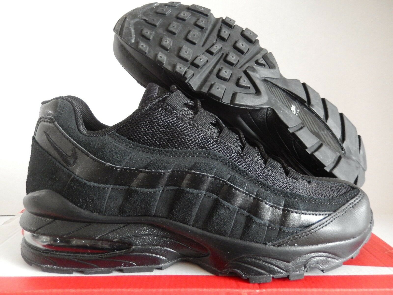 37bdd51921e8d nike triple air max 95 (gs) « triple nike noir