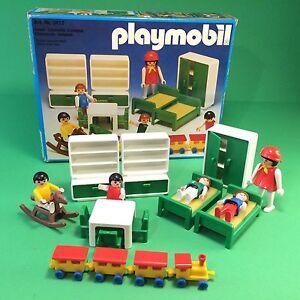 Playmobil-Klicky-Kinderzimmer-OVP-aus-3204-ag135