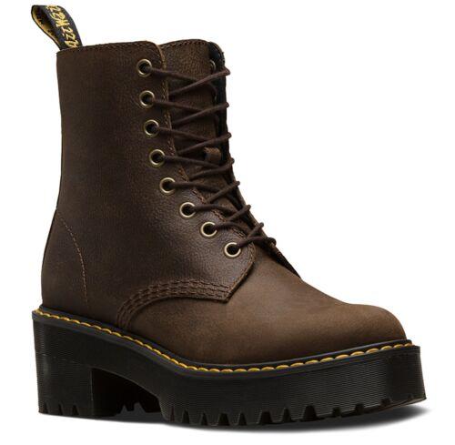 Size Hi Dr 5 Dark 7 Uk 8 Shriver Marten's Beauty Women's Brown Cj Boots 6 wq0xPzqfr
