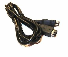GAMEBOY ADVANCE and GBA SP 2 PLAYER LINK LEAD CABLE NEW for GB ADVANCE GAMES