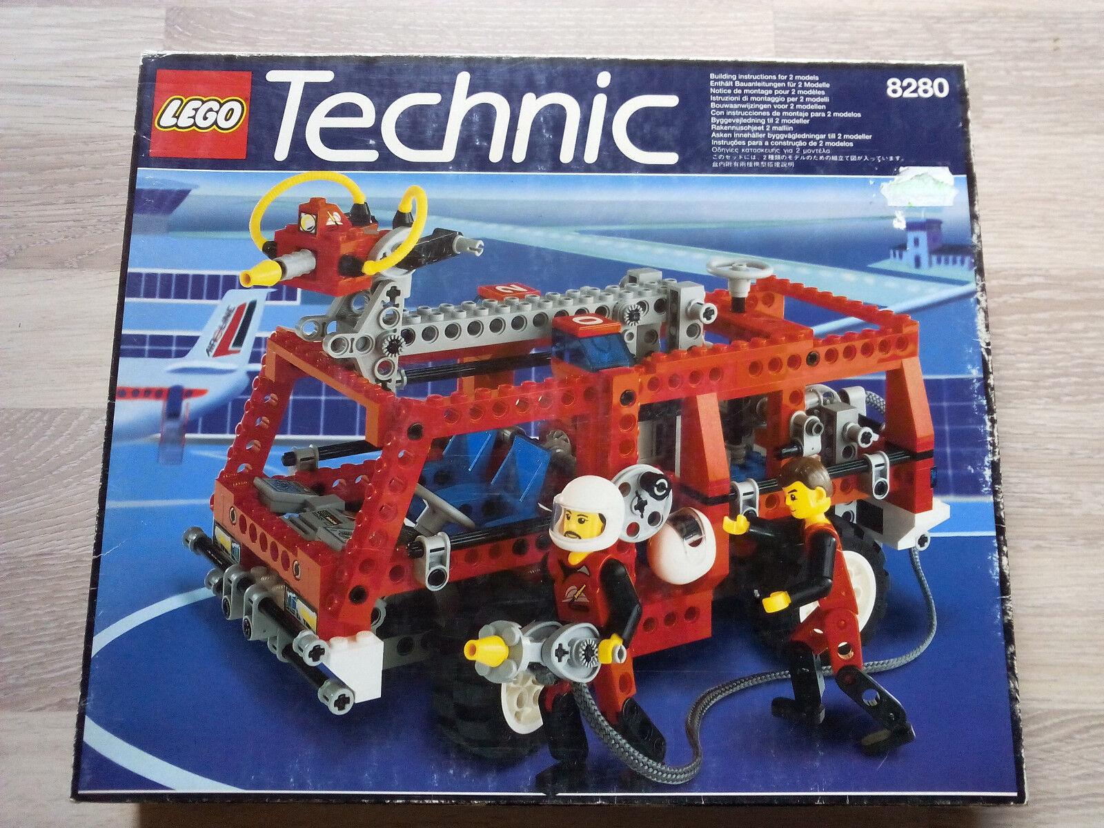 Lego Technic Technik 8280 Fire Engine     NEU & OVP - RARITÄT 99a5e2