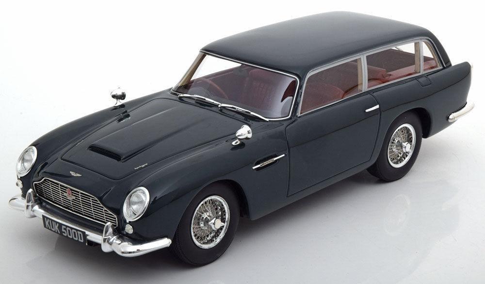 Cult Models 1964 Aston Martin DB5 Shooting Harold Radford 1 18 vert foncé  Nouveau